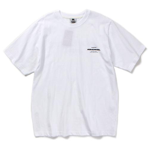 BOLDLINE T-SHIRT (WHITE)