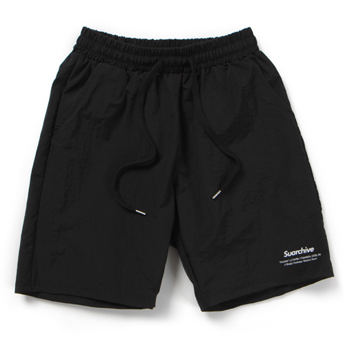 SUAC TRAINING PANTS (BLACK)