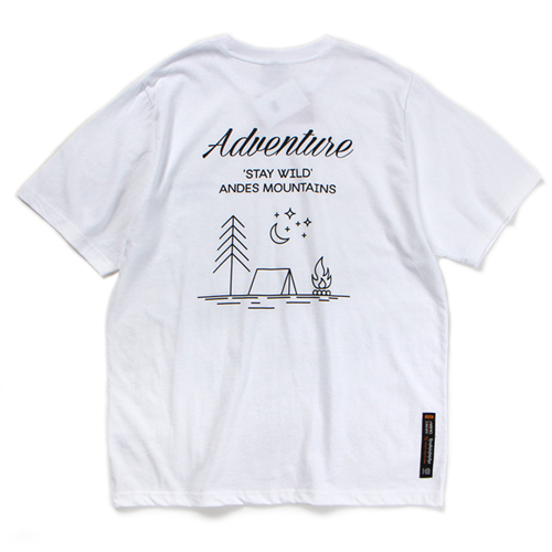 ANDES T-SHIRT (WHITE)