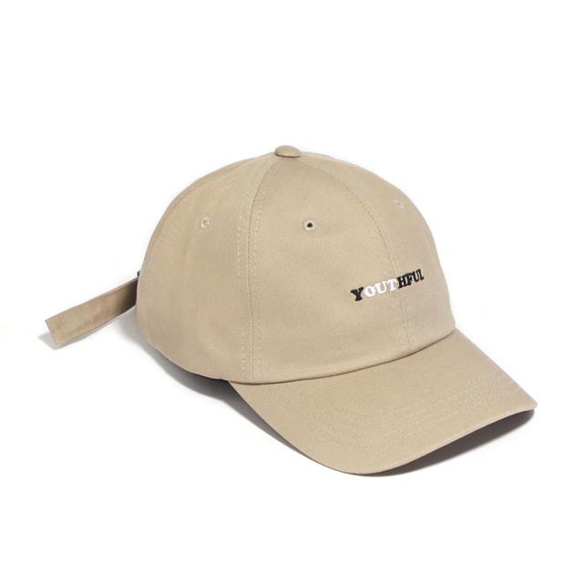 SEISHUNE CURVED CAP-BEIGE