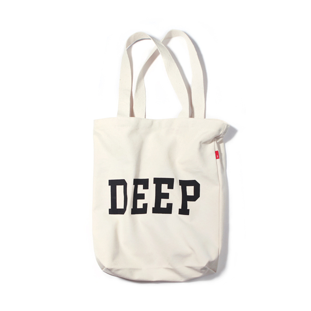DEEP ECO BAG-IVORY