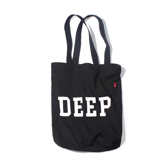 DEEP ECO BAG-BLACK