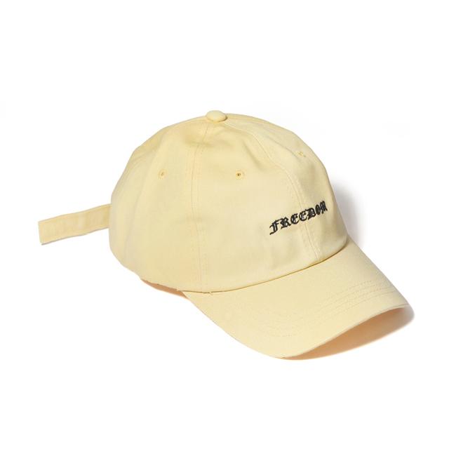 FRD CURVED CAP-LEMON