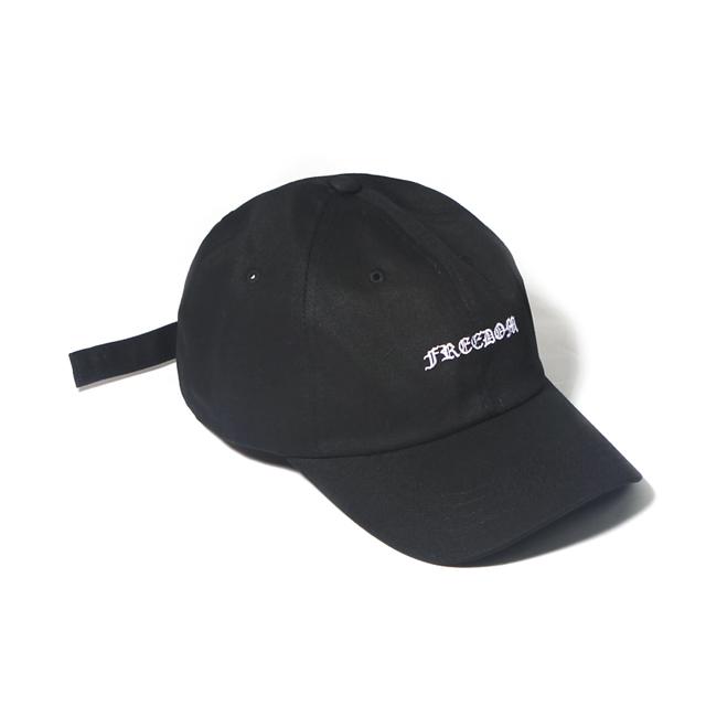 FRD CURVED CAP-BLACK