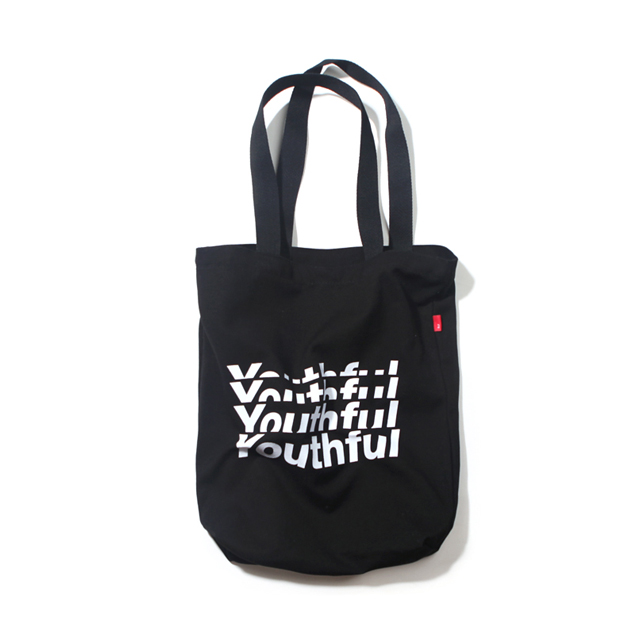 REPEAT ECO BAG-BLACK