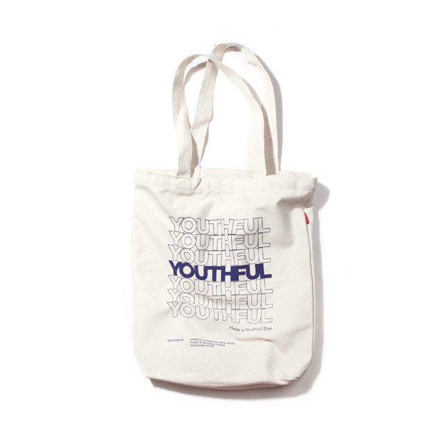 EMPHASIS ECO BAG-IVORY