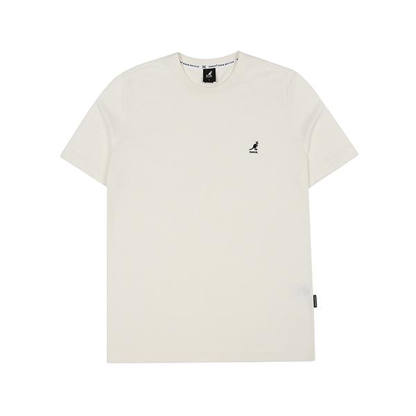 Basic Club Short Sleeves T 2604 WHITE