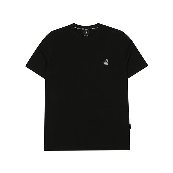 Basic Club Short Sleeves T 2604 BLACK
