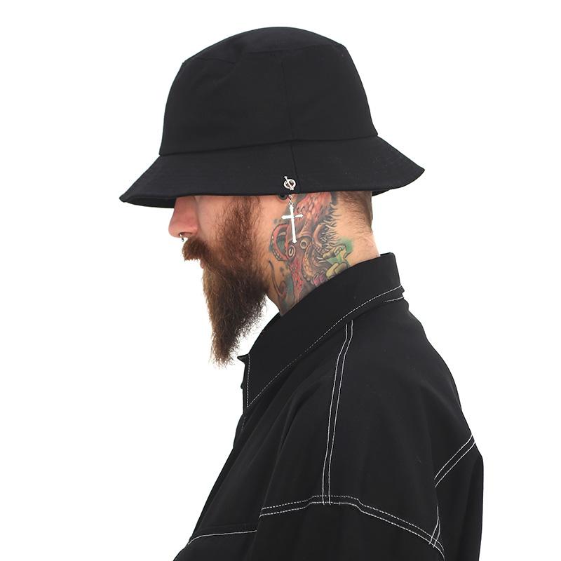 ROCKPSYCHO Cross Bucket Hat