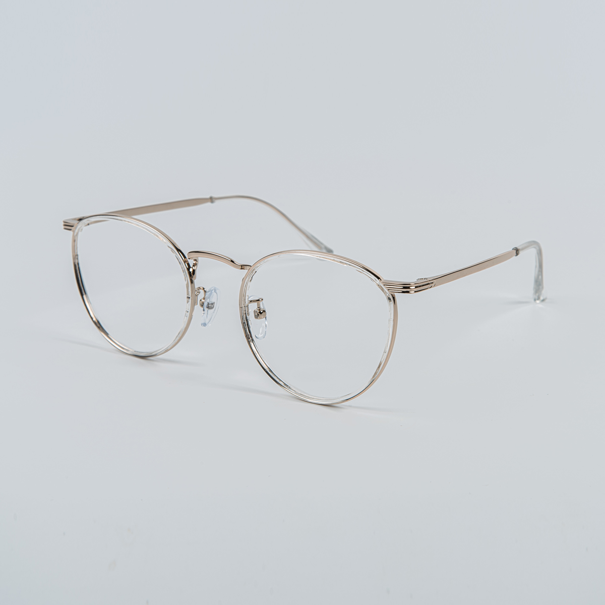 SBKA Emily-C02 투명 동글이 안경