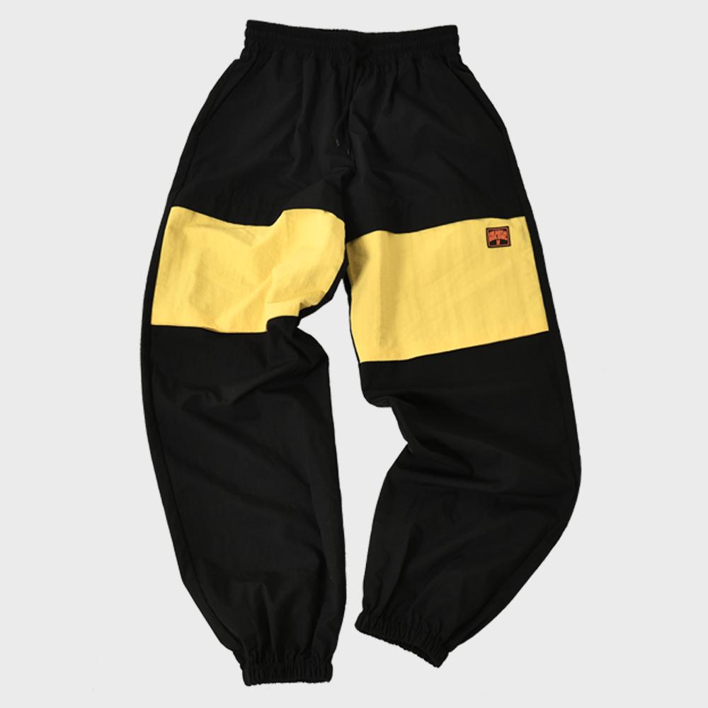 [FHBG] POUT TRACK LONG PANTS (BLACK)