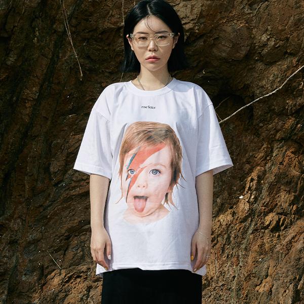 [단독할인](rkst-0022)베이비 페인팅 티셔츠3color