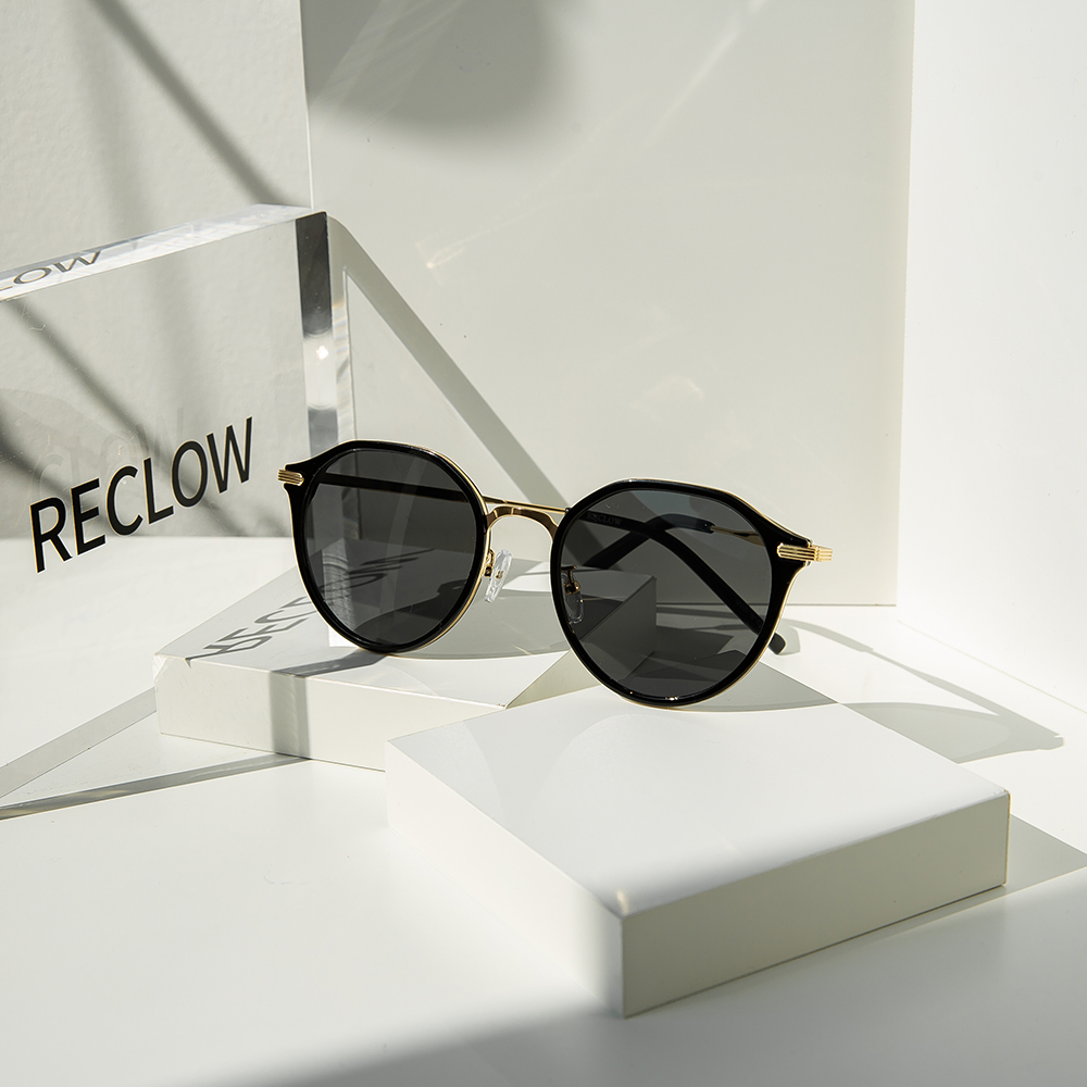RECLOW E421 BLACK 선글라스