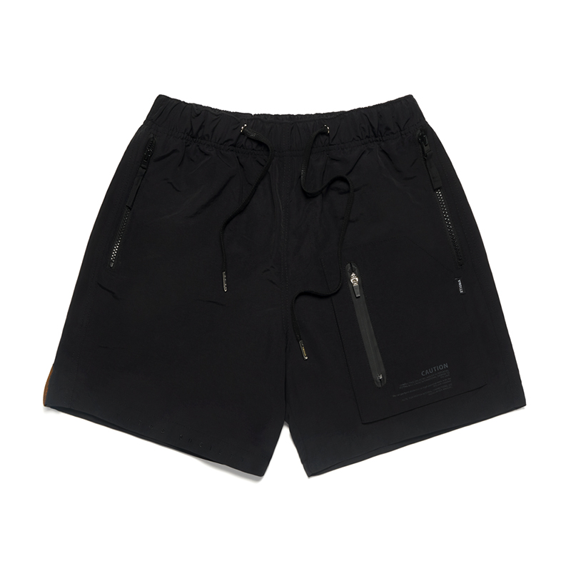 [시즌오프]S TECH SHORT PANTS BLACK