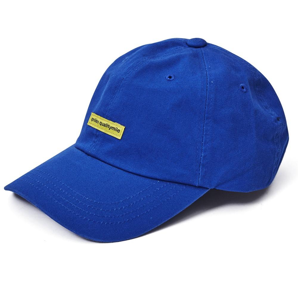 타이맥스 옐로우 라벨 볼캡 블루