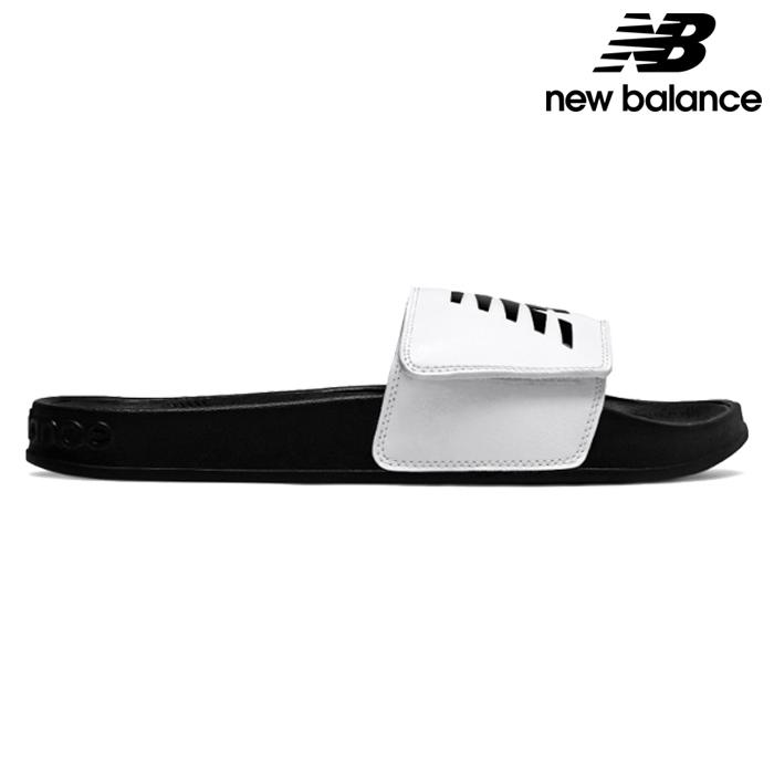 [국내배송]뉴발란스 슬리퍼 쪼리 여름 공용 신발 SMA200W1