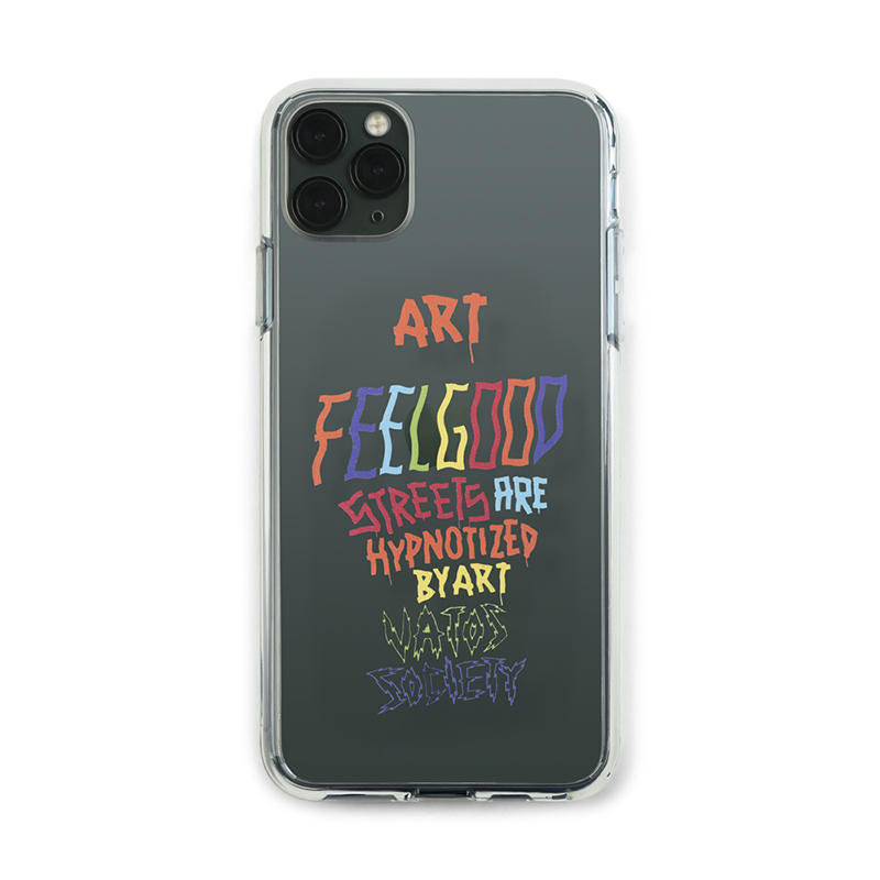 STIGMA PHONE CASE ART CLEAR iPHONE 11 / 11 Pro / 11 Pro Max