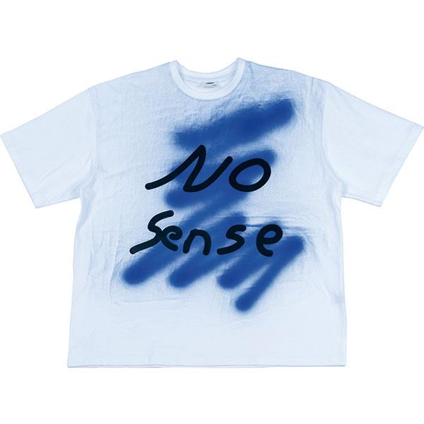 NO SENSE T-SHIRT (WHITE)