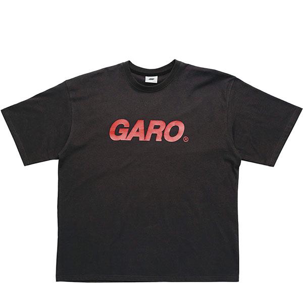 [단독할인]GARO LOGO TEE (DUST GRAY)