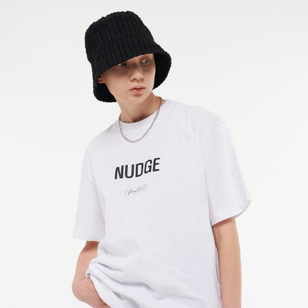 [남여공용]메이드 로고 티셔츠 (화이트)