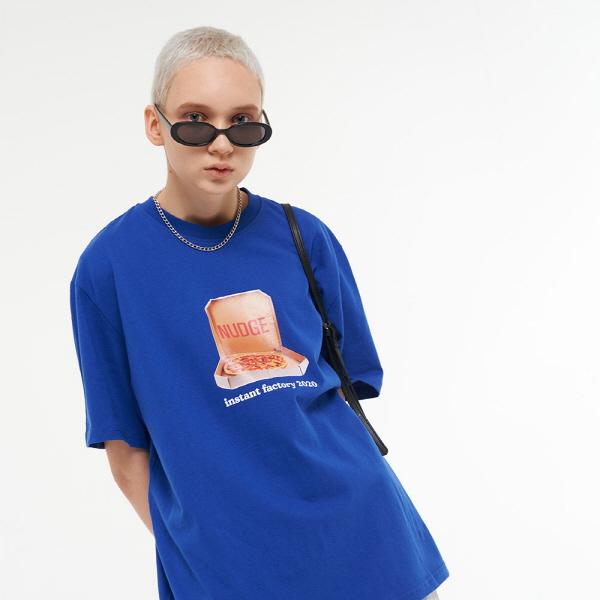 [남여공용]인스턴트 티셔츠 (클래식블루)