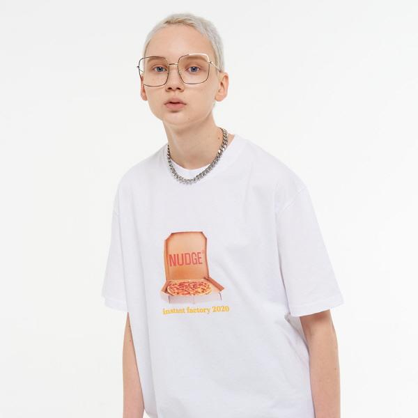 [남여공용]인스턴트 티셔츠 (화이트)