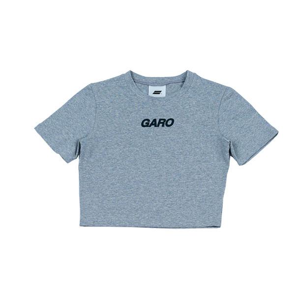 [단독할인]Crop T (Gray)