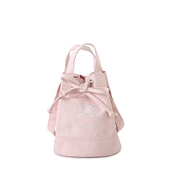 Alice Canvas Bucket Bag N 3760 PINK