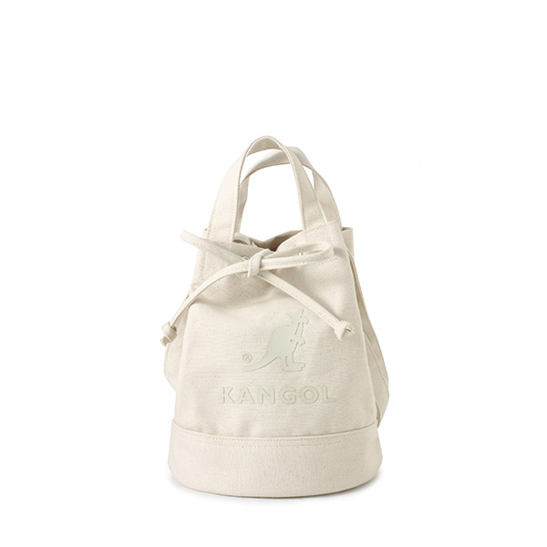 Alice Canvas Bucket Bag N 3760 IVORY