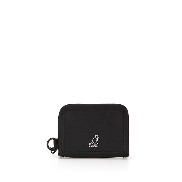 [신학기특가]Keeper Ⅷ zipper Wallet 4021 BLACK