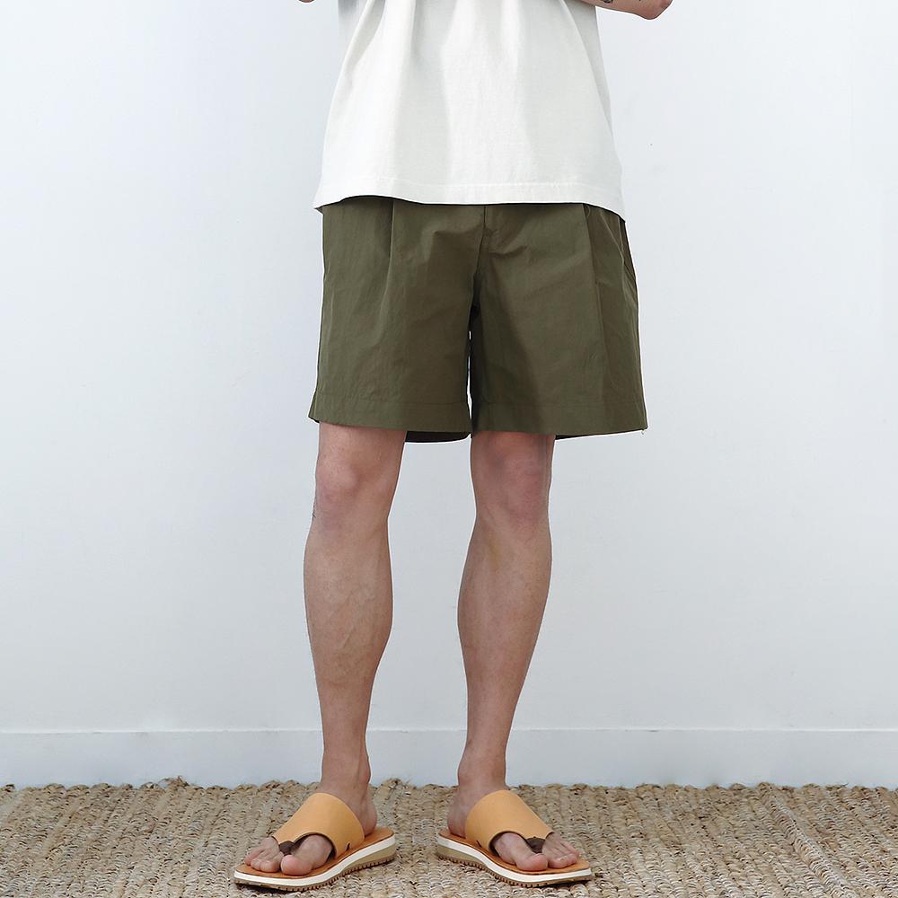[단독할인]Easy Gurkha Shorts -Olive-