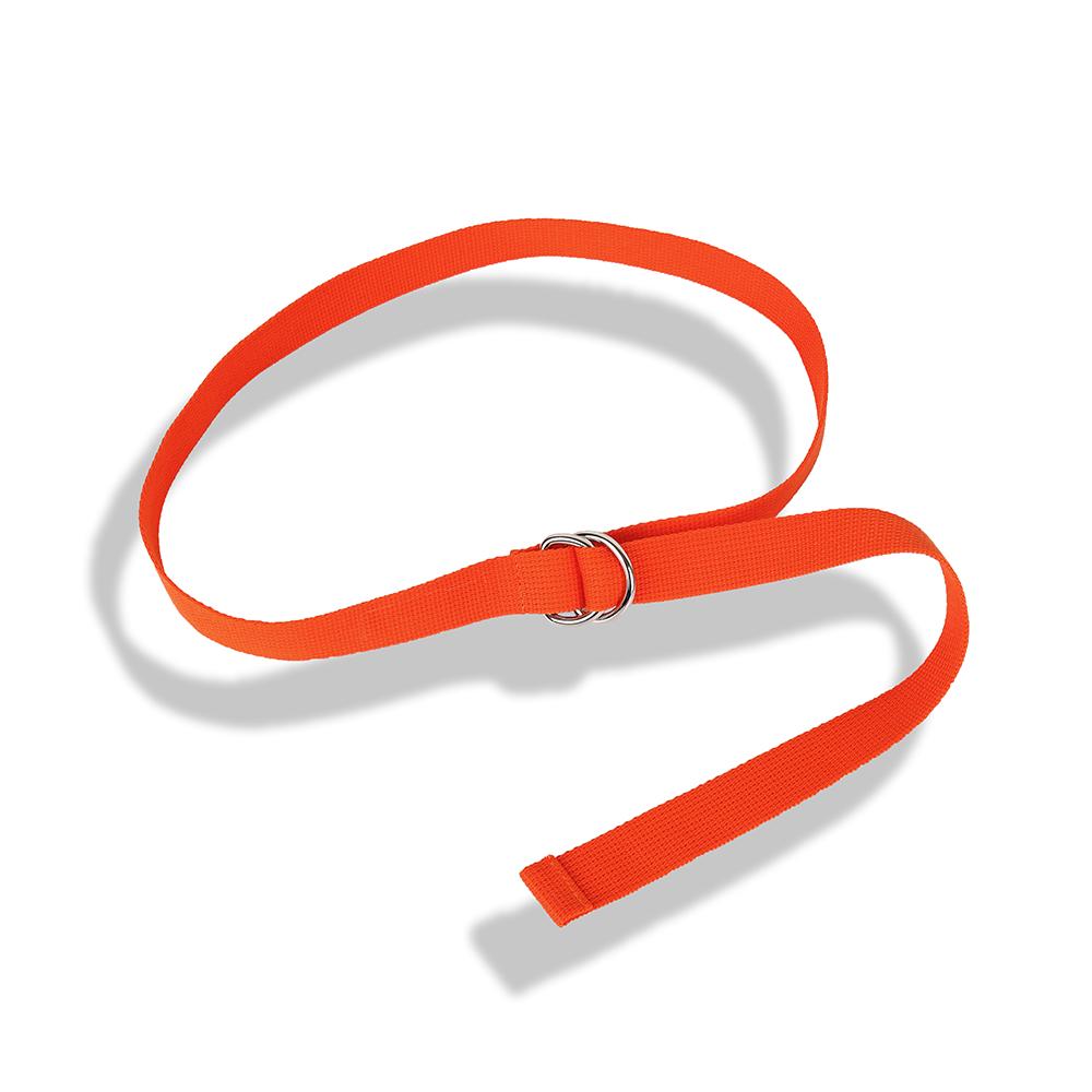 001 Double Ring Belt Orange