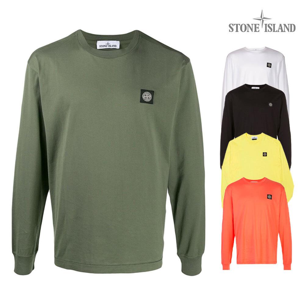 [단독특가][스톤아일랜드]로고 긴팔 티셔츠 721522713