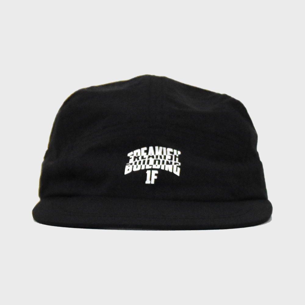 [FHBG] SMATTERING CAMP CAP (BLACK)