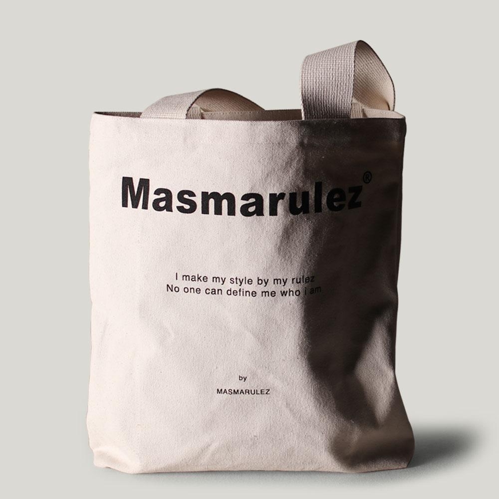 [마스마룰즈] Basic eco bag