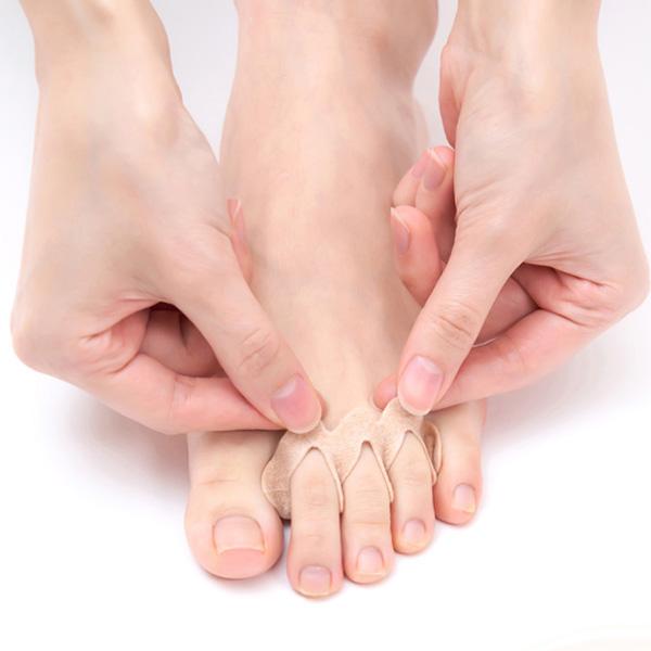 발가락숑숑 발가락 양말 토우삭스 토우캡 발냄새제거
