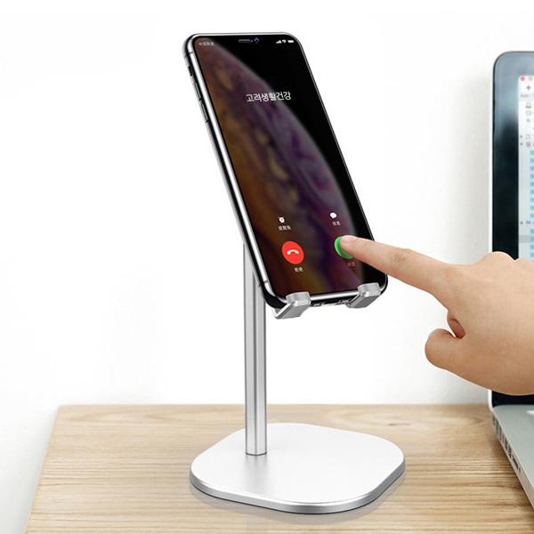 스마트 스탠드 휴대폰 스마트폰 아이패드 갤럭시탭 태블릿 거치대