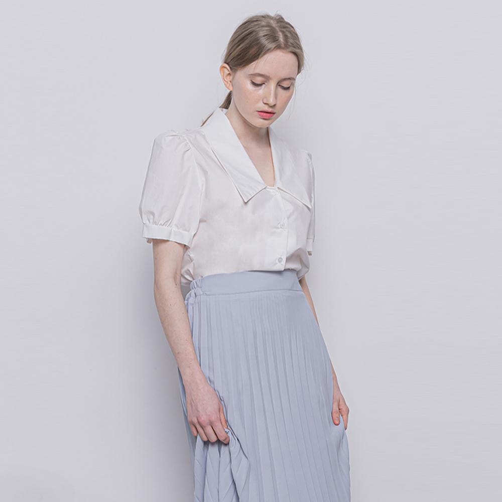 [입점특가]WT36 cara cotton blouse ivory