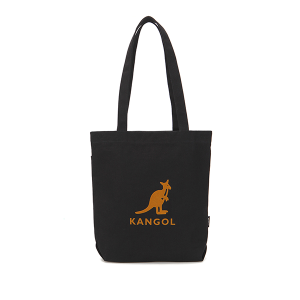 Flocking Simbol Eco bag 0041 BLACK
