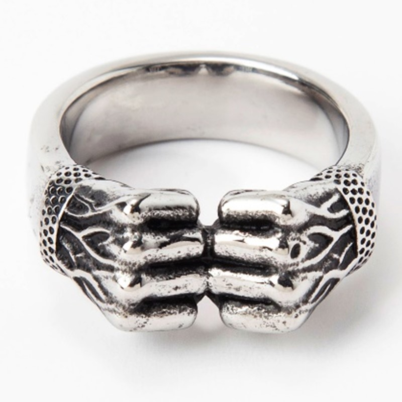 TWO FIST RING-R05