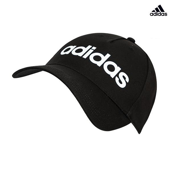 [국내배송]아디다스 캡 모자 데일리 블랙