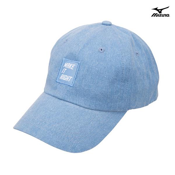 [국내배송]미즈노 캡 모자 BALL CAP 스카이블루
