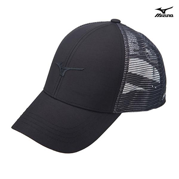 [국내배송]미즈노 캡 모자 CROSS CAP 메쉬 차콜
