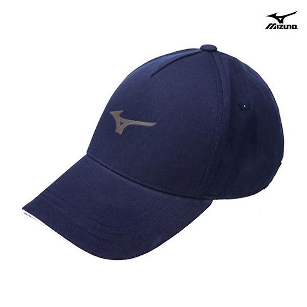 [국내배송]미즈노 캡 모자 ELITE CAP 네이비