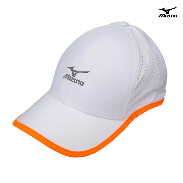 [국내배송]미즈노 캡 모자 WV RUNNER CAP 화이트