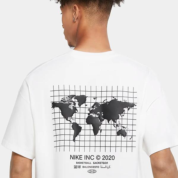 [해외]나이키 글로벌 콘텐츠 2 티셔츠 화이트