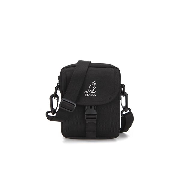Keeper Ⅸ Mini square Cross bag 3103 BLACK