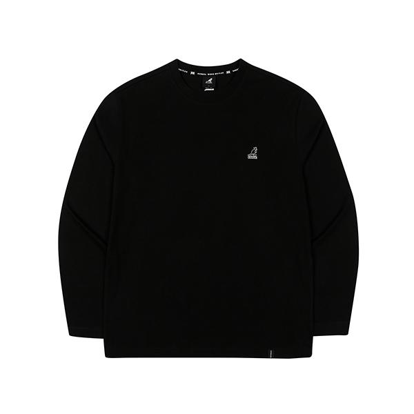 Club L/S T-shirt 3512 BLACK