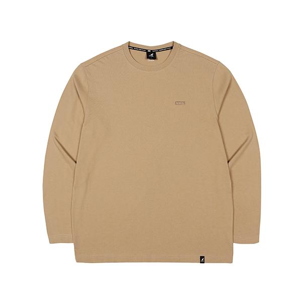Club Oversize L/S T-shirt 3513 BEIGE