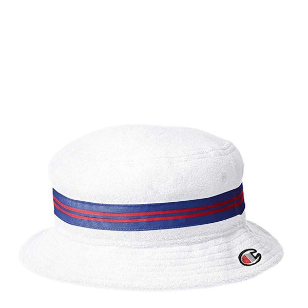 [해외]챔피온 테리 버킷 햇 Terry Bucket Hat H0822 WHITE